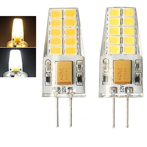 Capsule Compact Fluorescent Light Bulb (Lights & Lighting - G4 2.5w Smd2835 20leds Warm White Pure White Light Bulb Ac/Dc12v - G4 Led Light Bulbs Blue Bulb 12v Landscape Volt Watt - 12 20 - 1PCs)