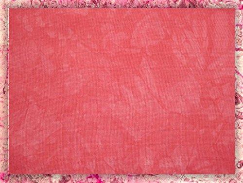 Aida Fat Quarter - 28 Count Cashel Embroidery Linen - Fat-Qtr - A Rose is A Rose