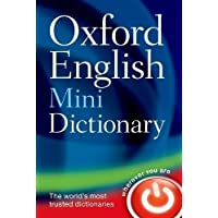 Oxford English Mini Dictionary - Indian Edition