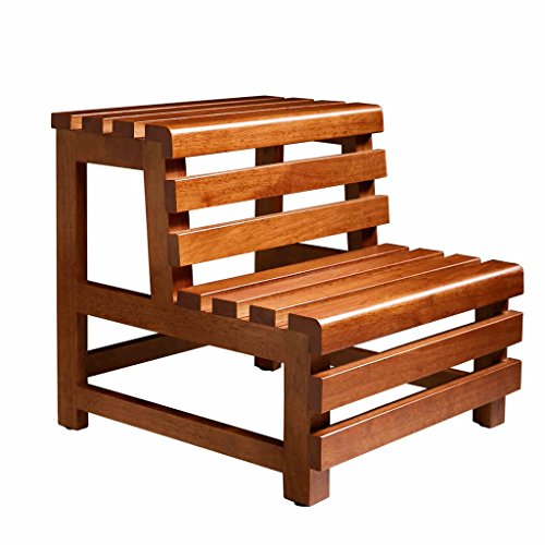 Used, stepstools- Oak Footstool Double-Decker Stair Stool for sale  Delivered anywhere in Canada