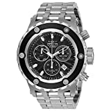 Invicta Men's Subaqua Quartz Watch with Stainless-Steel Strap, Silver, 31 (Model: 23919)