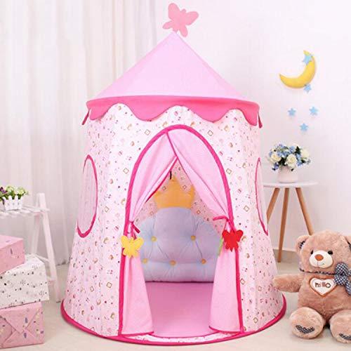 Tienda Para Niños Tienda Para Niños De Interior Anti-Mosquito Velocidad De Una Velocidad Abrir La Princesa Yurta Tienda De...