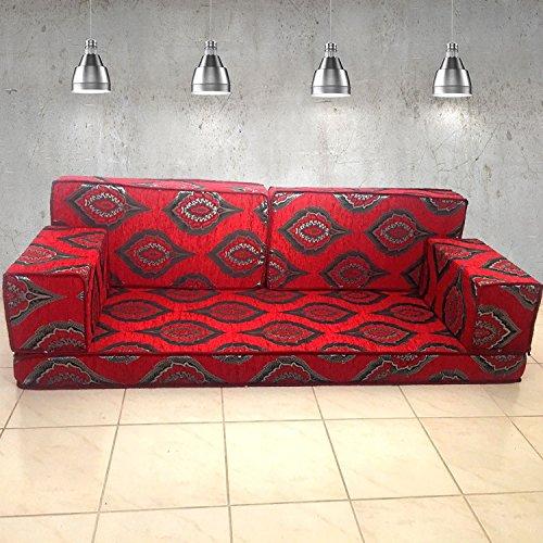 Spirit Of 76 Arabic Majlis Handmade Floor Sofa Arabic