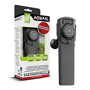 Aquael easyheater - Termocalentador (25 W, 10 - 25 l: Amazon.es: Productos para mascotas