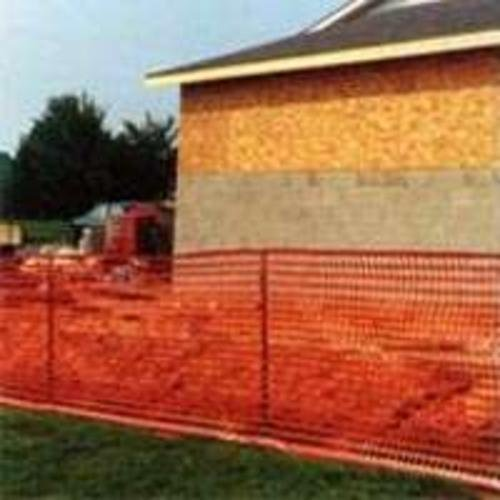 Mutual Industries 14993-48 4' x 100' Warning Barrier Fence