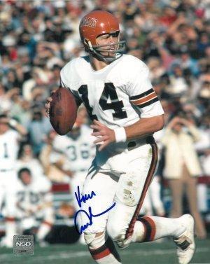 Ken Anderson Autographed Picture - 8x10 - Autographed NFL ()