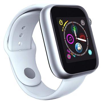 Smartwatches Z6 Reloj Inteligente con Tarjeta SIM TF Cámara 2 ...