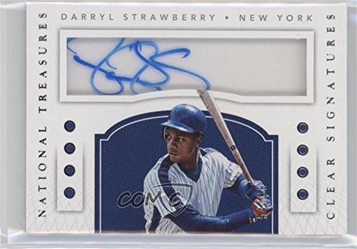 Darryl Strawberry #54/99 (Baseball Card) 2016 Panini Nati...
