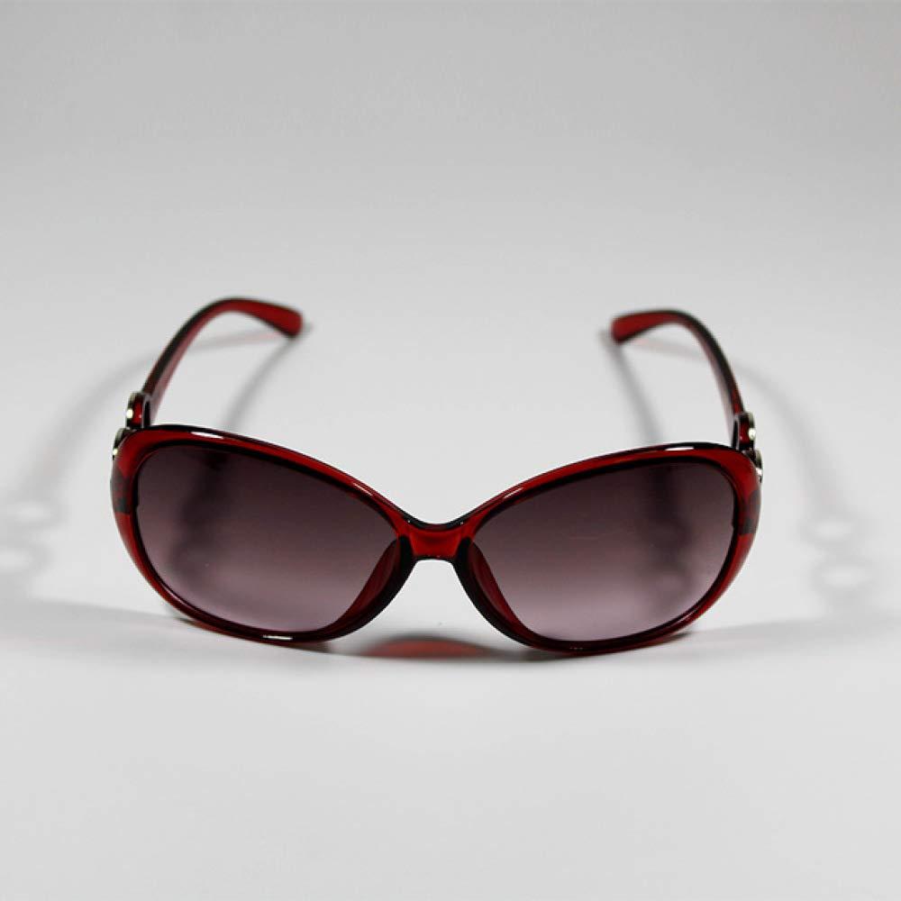 Yangjing-hl Nuevos Gafas de Sol Mujer Montura de plástico ...