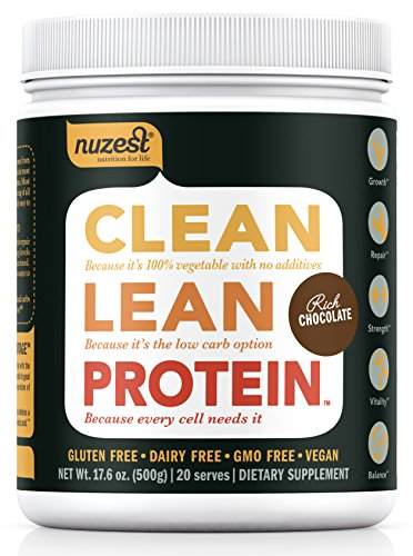 Nuzest Clean Lean Protein Plant based product image