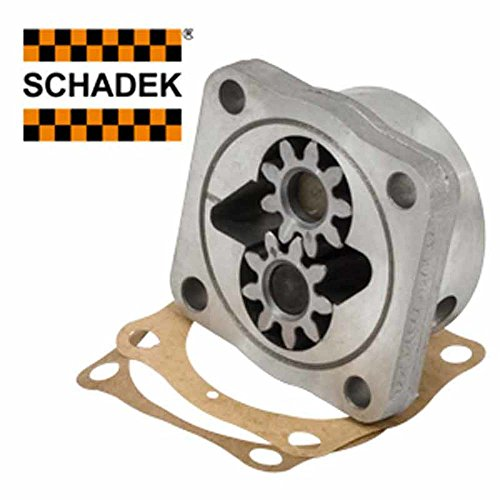 Dish Cam, 26mm Gears VW, Bug, Beetle EMPI 98-1121-B 111 115 107BKHD 10-014 (Gear Type Pump)