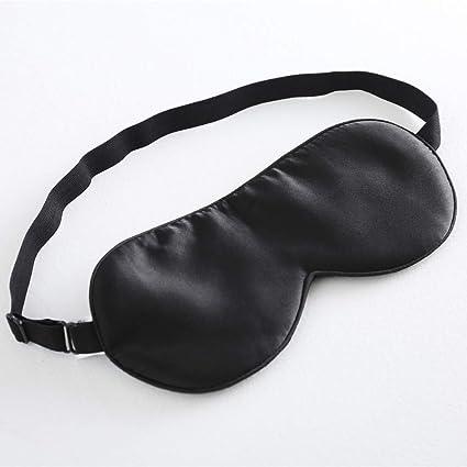 098da681b Amazon.com  Tim Tina 100% Silk Sleep Mask Comfortable