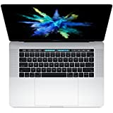 Apple MacBook Pro MLW72HN/A Laptop 2016 (Core i7-2.6GHz/16GB/256GB/MacOS Sierra/2GB Graphic/Touch Bar),Silver