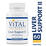 Vital Nutrients – Liver Support II (with Picrorhiza and Milk Thistle) – Herbal Combination to Support Healthy Liver Function – 60 Capsules