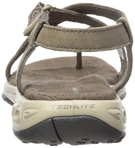 Columbia Womens Abaco Vent Sangle Sandal Boue / Argent Sage