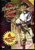 The Randolph Scott Collection: Rage at Dawn/Abilene Town/Captain Kidd/Gung Ho