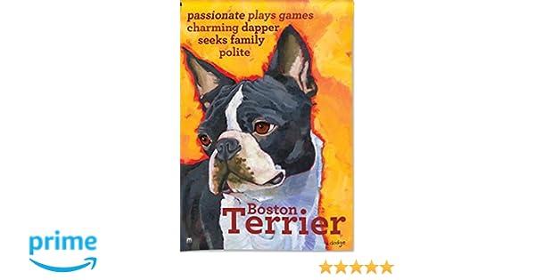 Amazon.com : BreezeArt Boston Terrier Garden Flag 31172 : Patio, Lawn U0026  Garden