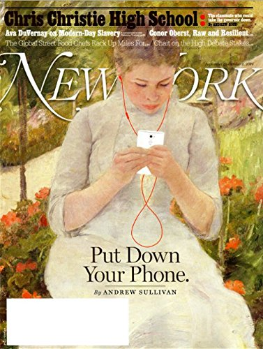 New York Magazine September 29 - October 2, 2016 Ava DuVernay, Conor Oberst