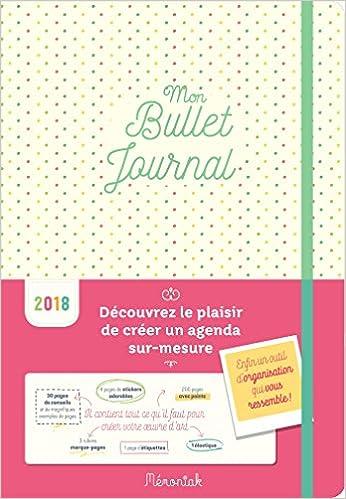 Télécharger Pdf Mon Bullet Journal Mémoniak 2018 Epub Gratuit