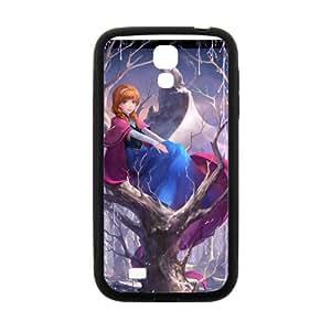 Warm-Dog Frozen Princess Anna Cell Phone Case for Samsung Galaxy S4