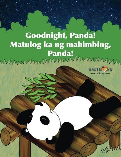 Goodnight, Panda: Matulog ka ng mahimbing, Panda! : Babl Children