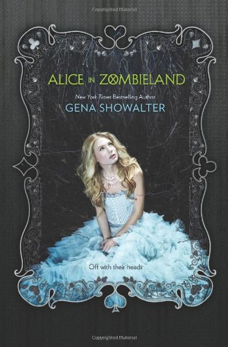 Book cover for Alice in Zombieland