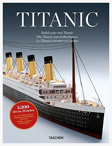 Build Your Own Titanic (Taschen)
