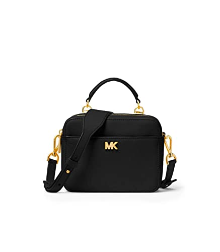 c78c35f397 Women s Accessories Michael Kors Black Mott Mini Crossbody Bag Spring  Summer 2018  Handbags  Amazon.com