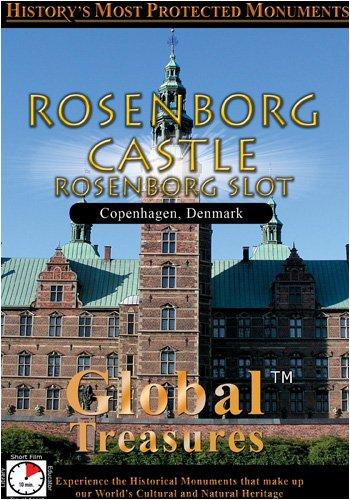 Global Treasures  ROSENBORG CASTLE Rosenborg Slot Kobenhavn Denmark