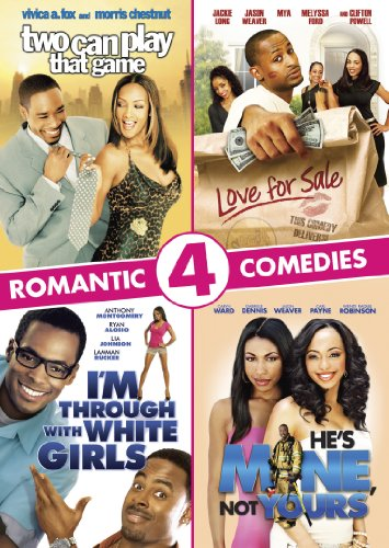 Romantic Comedies Collection (I'm Through with White Girls; Two Can Play That Game; Love for Sale; He's Mine, Not ()