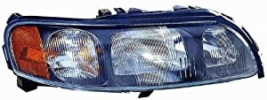 Depo 373-1109R-AS2 Volvo S60 Passenger Side Replacement Headlight Assembly