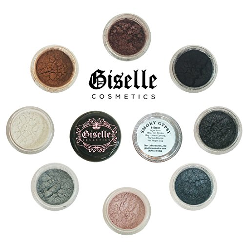 Eye Shadow Pure Mineral Makeup - 3