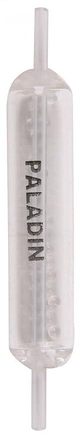 Paladin Glasgewichte mit Rassel Vetrino Sirena Rasselk/örper Glasgewichte Zum Forellenangeln Glasstick Glasrassel Glasst/äbe ALS Gewicht f/ür Forellenposen