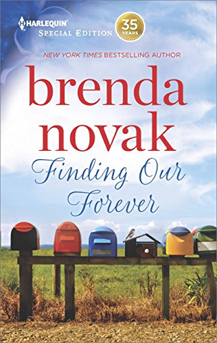 Finding Our Forever (Silver Springs) by [Novak, Brenda]