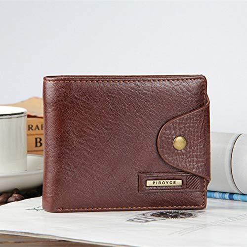 Borsellino Portamonete Uomo Da Uomo Jjhr Portafogli Per Borsello Portafoglio Corto B w0qIx51SI