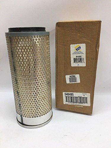 NAPA Premium Fluid Filter Element - Premium Napa