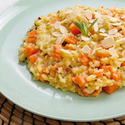 Kit para cocinar - Risotto de calabaza, almendras y hierbabuena de Foodinthebox (2 raciones): Amazon.es: Alimentación y bebidas