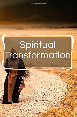 Spiritual Transformation: Blank Prayer Journal, 6 x 9, 108 Lined Pages