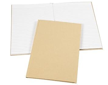 Amazoncom Cuaderno A4 De Papel Maché Para Decorar Formas