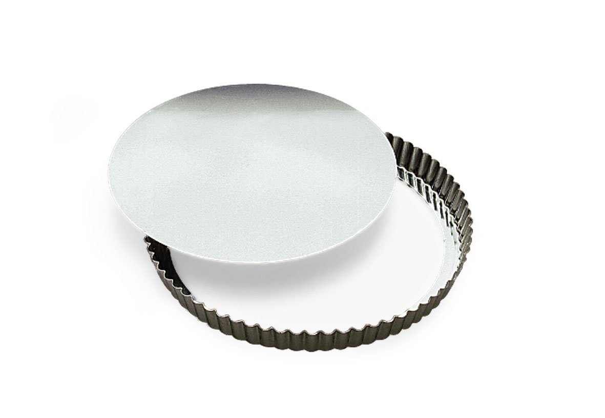 Browne (80126430) 10'' Fluted Quiche Pan