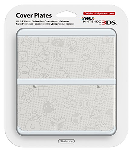 Flowers Faceplate - Nintendo 3DS Cover Plates No.23