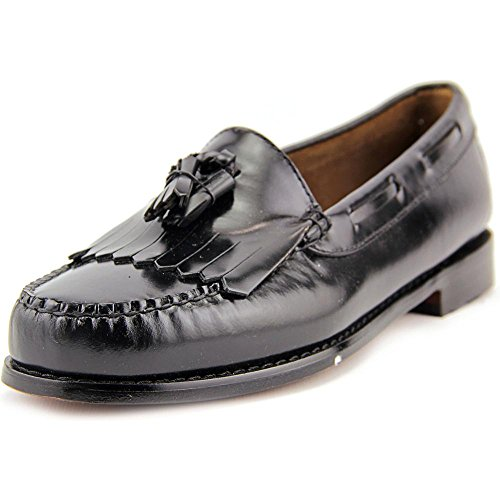 Pictures of Bass Mens Layton Leather Closed Toe Penny Loafer 11 3E US Men 1
