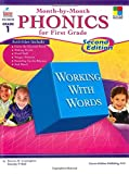 img - for Month-by-Month Phonics for First Grade: Second Edition book / textbook / text book