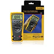 Fluke 179 AC/DC True RMS Digital Multimeter by Fluke