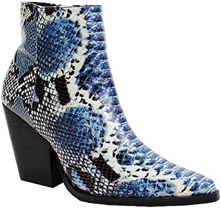 2020 IN Essence Women Ankle Time Max 67% OFF sale Mid heel Boots Western Booties