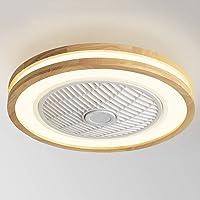 CAGYMJ Moderno Ventilador Techo Iluminación LED,Control Remoto Velocidad…
