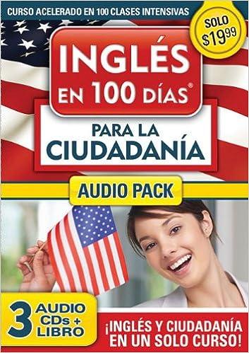 Ingls en 100 das para la ciudadana audio pk ingles en 100 das ingls en 100 das para la ciudadana audio pk ingles en 100 das english in 100 days spanish edition aguilar 9781614359579 amazon books fandeluxe Images