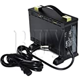 BATC8, 4C24080A, C12-005-00800 Replacement off-board Premium Quality Heavy Duty Battery charger, 24 Volt 8 amp, 24v8a 24BC8000T-1 XLR connector for Sealed AGM, GEL for Sunrise Medical, Quickie, Drive Medical Electric Mobility Scooter, Wheelchair, Power Ch