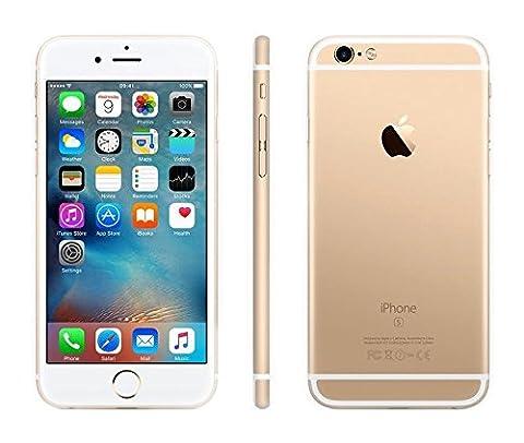 Apple iPhone 6s Plus Factory Unlocked Smartphone, 16 GB, Gold (Certified Refurbished) (Iphone 5 C 16 Gb Unlocked New)