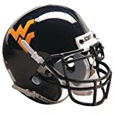 Schutt NCAA West Virginia Mountaineers Replica Helmet